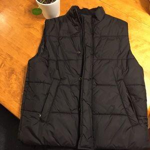Express Design Studio puffer vest